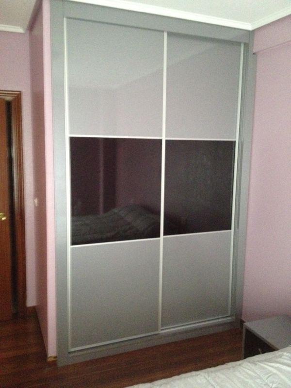 Trabajos de muebles zure tienda muebles en durango - Armarios de cristal ...