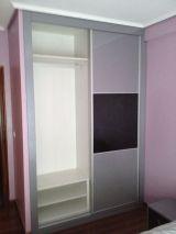 Armarios puertas correderas con cristal 2