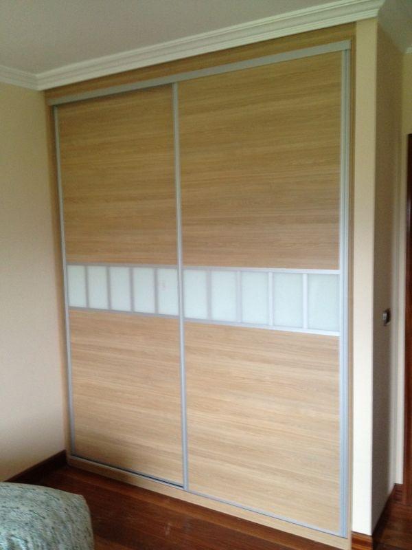 Trabajos de muebles zure tienda muebles en durango - Sistemas de puertas correderas para armarios ...