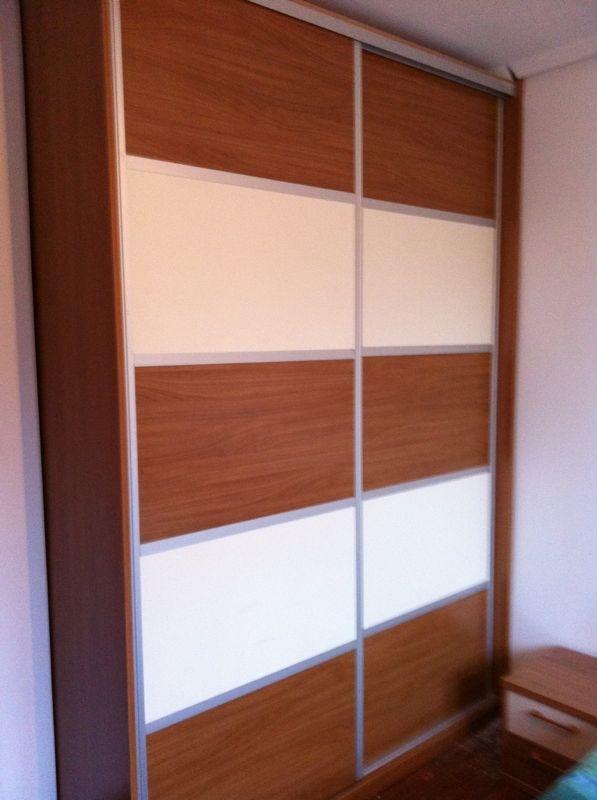 Puertas de cristal para armarios great stunning armario bajo para bao o aseo con cajon y puerta - Puertas correderas de cristal para armarios ...